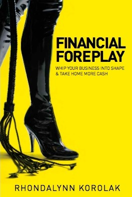 Financial Foreplay Book Cover